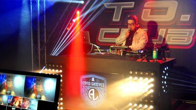 Ein DJ