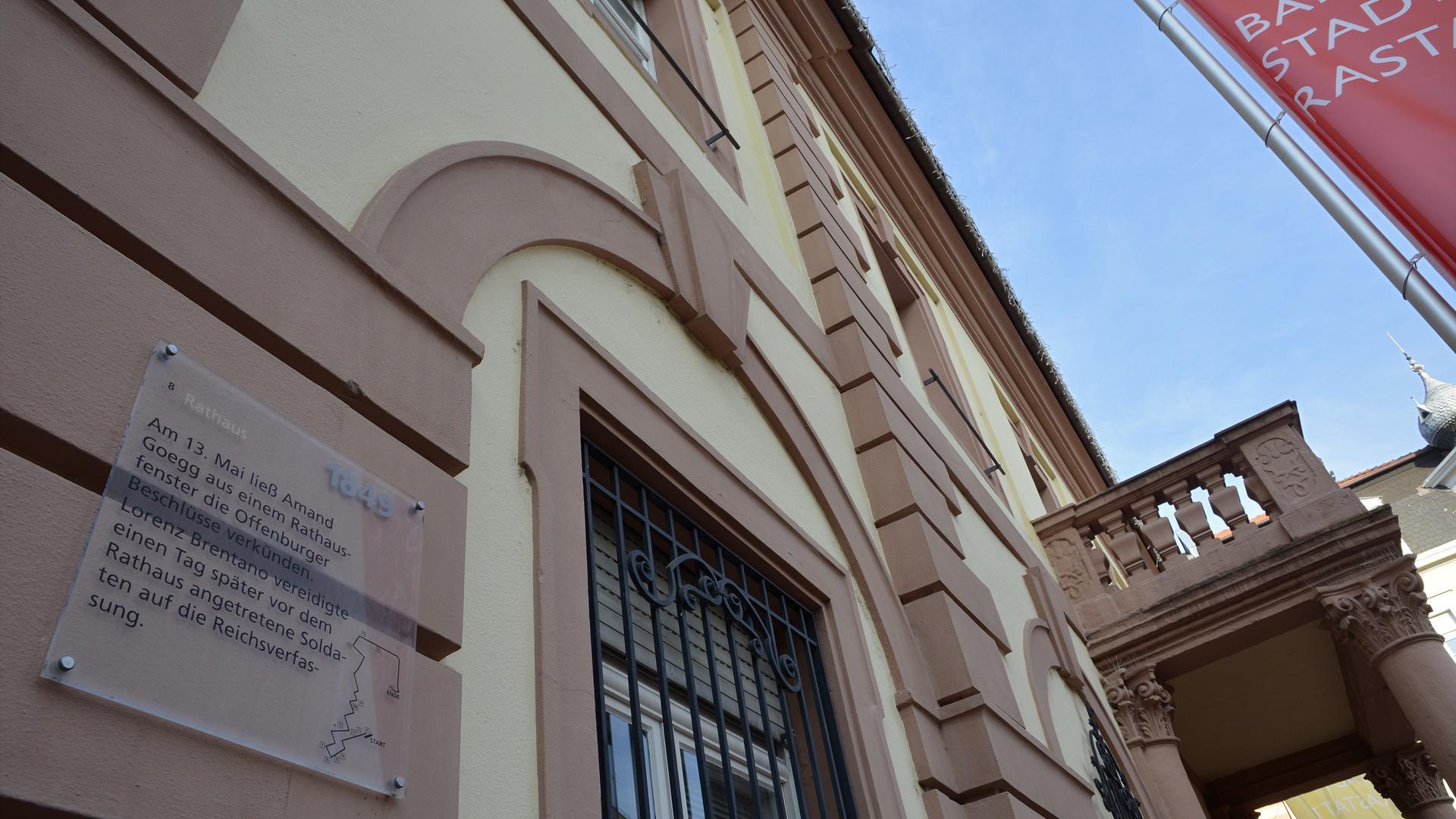 Rathaus Rastatt
