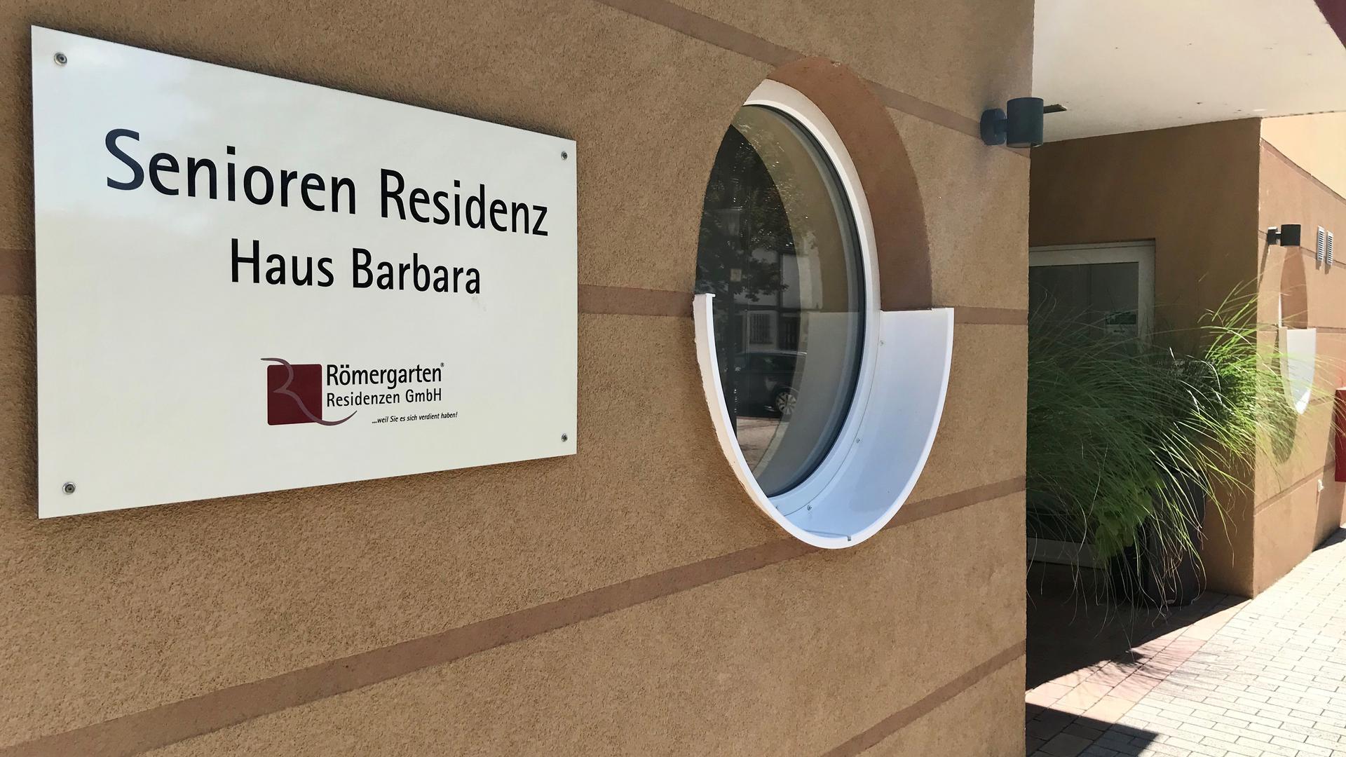 Haus Barbara Rastatt