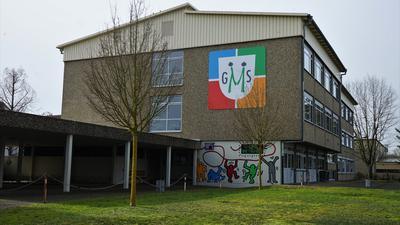 Verwaistes Gebäude:   In der Bietigheimer Gemeinschaftsschule wird die  Wiederaufnahme des Regelbetriebes  zumindest um eine Woche verschoben.