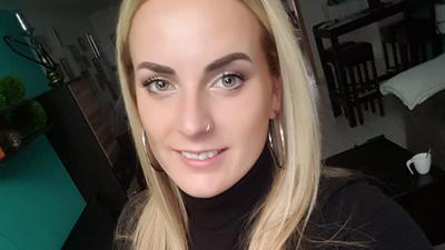 """Sefie-Time: Der Durmersheimerin Celina Satalino gefällt ihr neues """"Ich""""."""