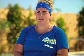 Celina Satalina kam am Sonntag ins Team blau.
