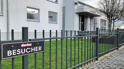 Firmenzentrale in Muggensturm: Das Unternehmen Dastex existiert seit 1979 und beschäftigt am Standort aktuell 70 Mitarbeiter.