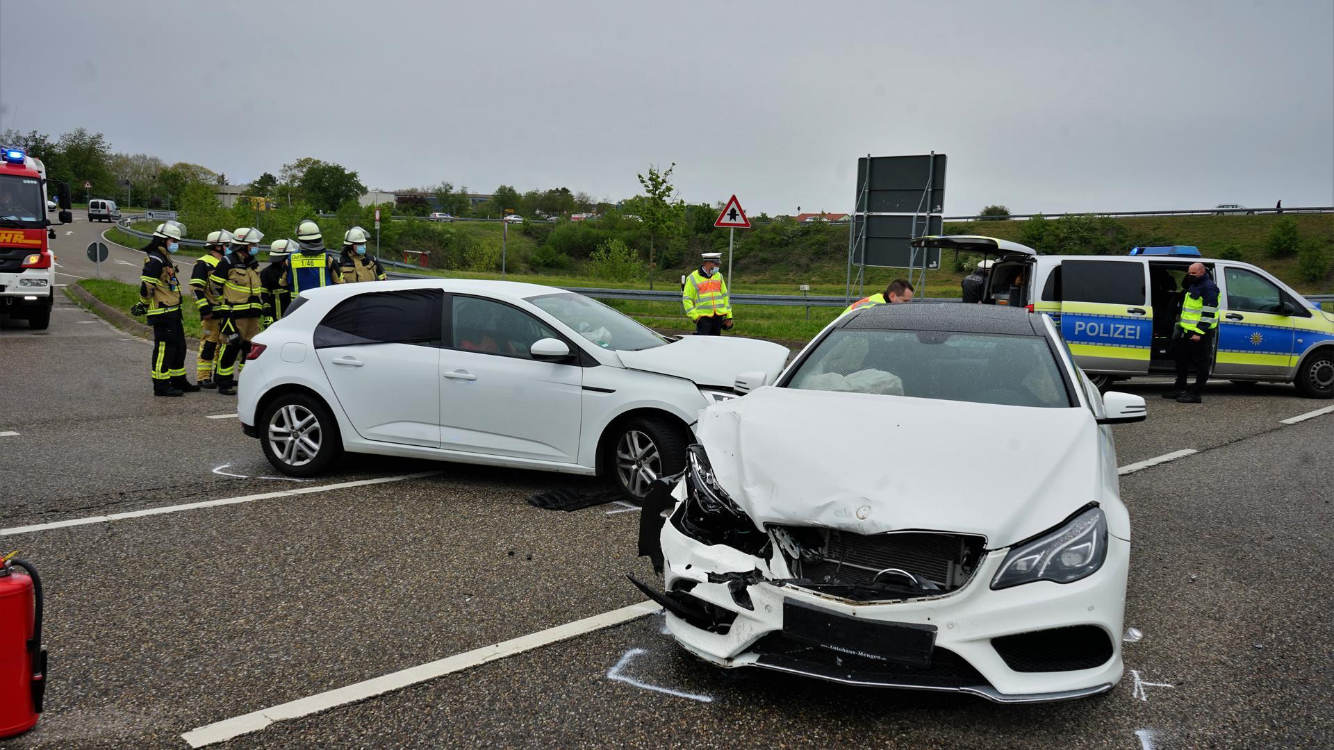 Ein Unfall