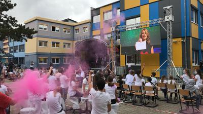 Die Schüler der Gemeinschaftsschule waren unter den 15 Finalisten im Wettbewerb um den Deutschen Schulpreis.