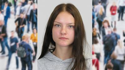 Fahndungsfoto einer 15-Jährigen aus Durmersheim