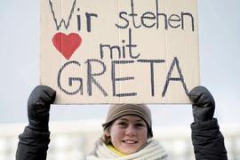 Mit ihrem Klimastreik während der Schulzeit hat die 16-jährige Schwedin Greta weltweites Medienecho erfahren. Rastatter Schüler wollen es ihr gleich tun