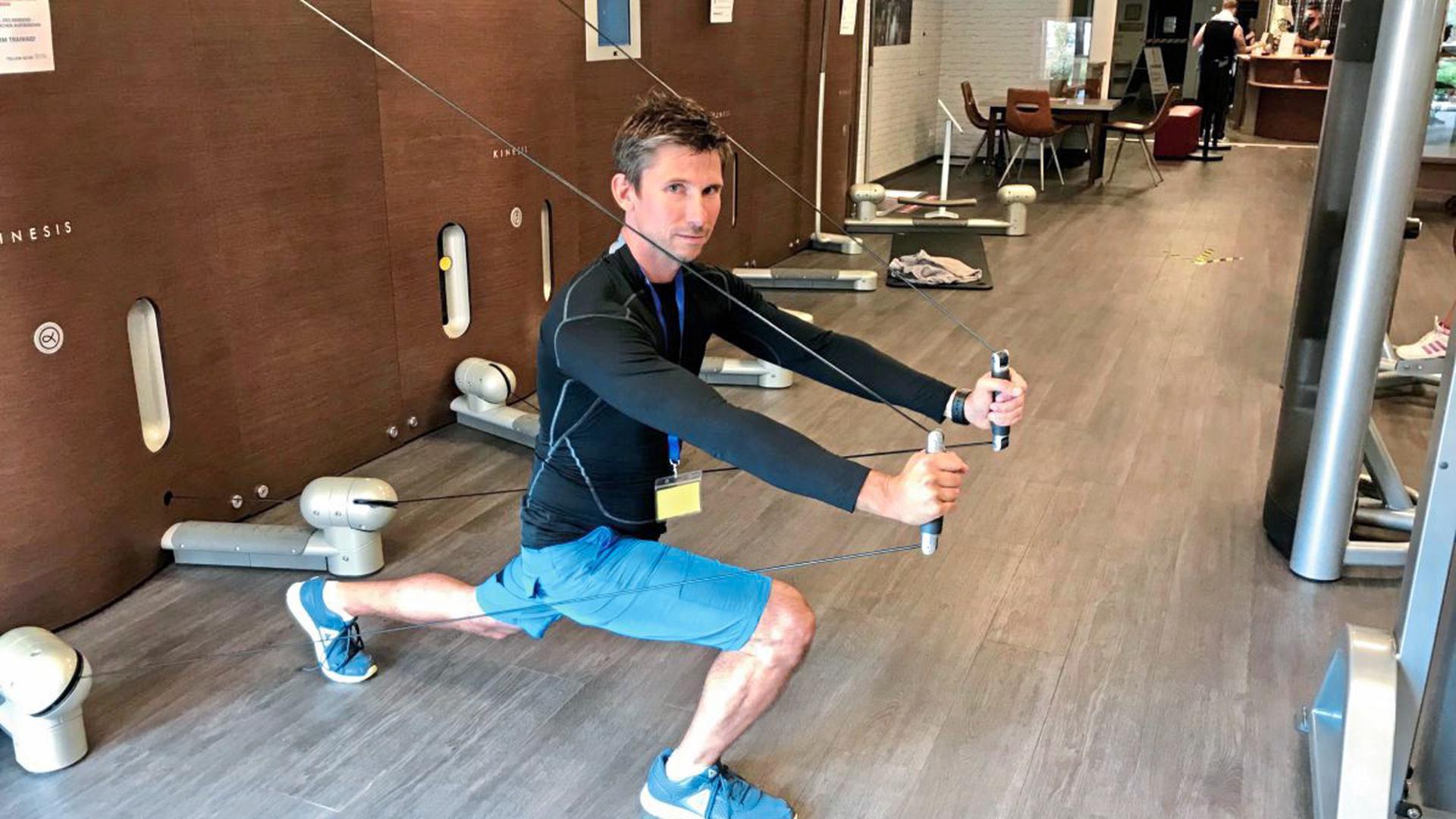 Selbstversuch Probetraining Unter Corona Bedingungen In Rastatter Fitnessstudio