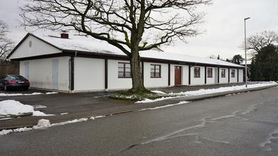 Neues Wahllokal: Der Sitzungsraum in der Albertastraße, den die Gemeinde bereits als Ausweichquartier für Ratssitzungen genutzt hat, soll im März erstmals auch zum Wahllokal werden.