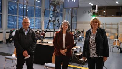 Alexander Roll, Ulrike Alex, Kerstin Cee