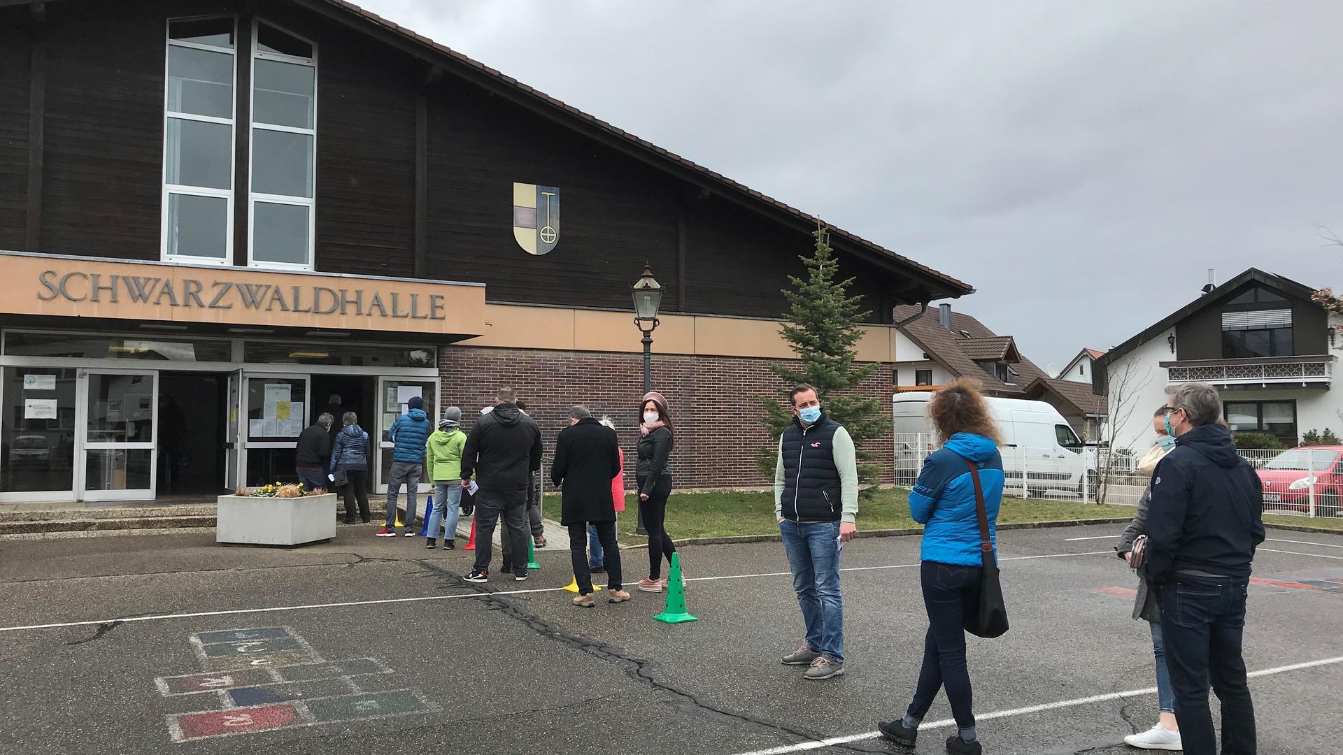 Bürgermeisterwahl in Hügelsheim