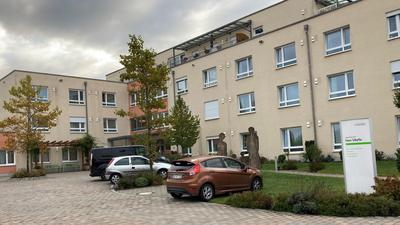 Haus, Parkplatz