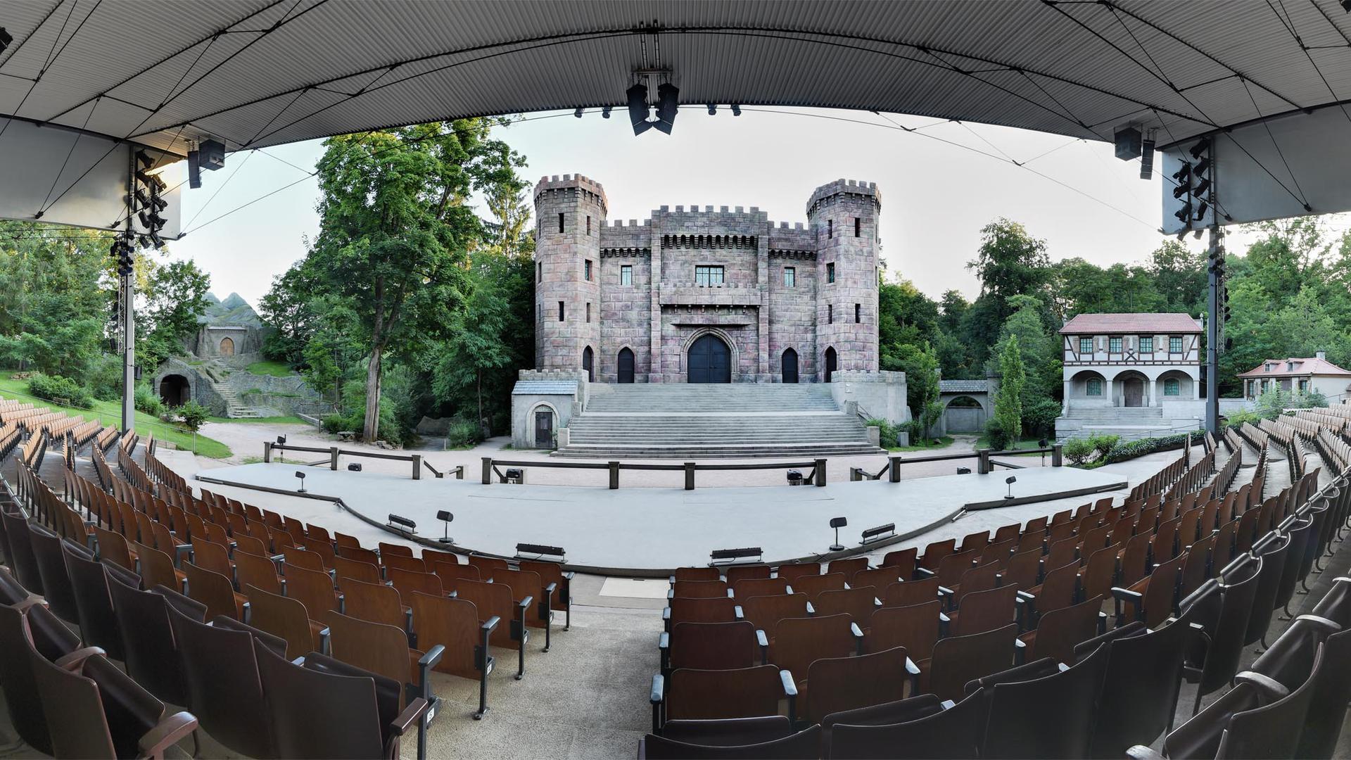Voller Zuversicht in den Theatersommer 2021: Trotz neuer Corona-Verordnung mit maximal 500 Besuchern im dritten Öffnungsschritt halten die Volksschauspiele Ötigheim an ihren Plänen für die kommende Saison fest. Der Theaterverein hofft, dass sich auf der Freulichtbühne die Zahl der Zuschauer im Lauf des Sommers noch auf 900 bis 1.200 pro Vorstellung erhöht.