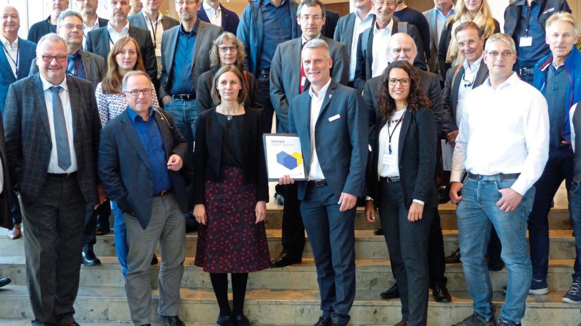 Zahlreiche namhafte Experten waren zum dritten PFC-Forum nach Rastatt gekommen.