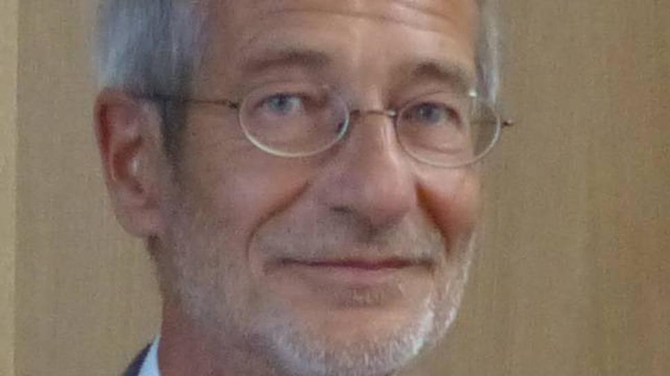 Reiner Söhlmann, PFC-Beauftragter des Landratsamtes Rastatt.