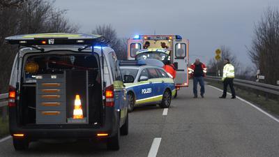 Auf der L67 zwischen Malsch und Muggensturm hat es am Mittwochmorgen einen Unfall gegeben.