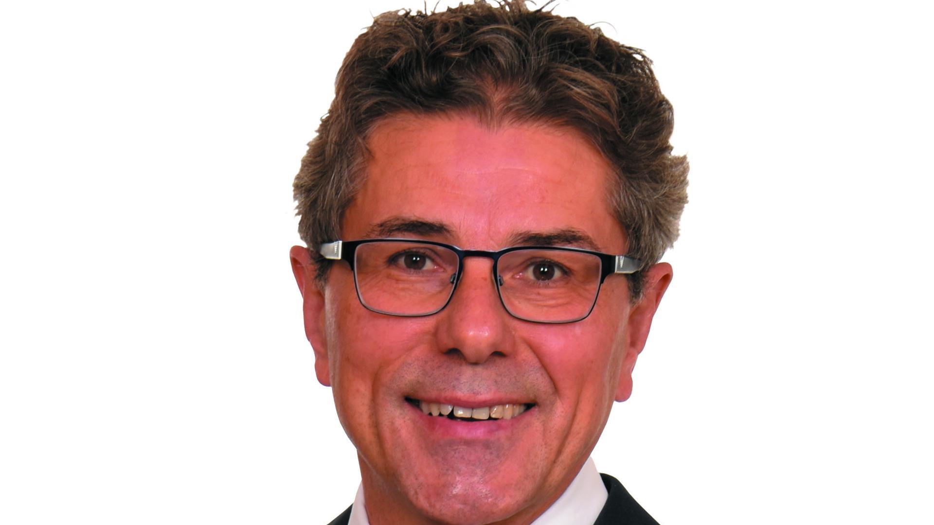 Kandidiert: Harald Reinhard will Nachfolger von Siegfried Schaaf werden.