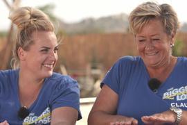 """Celina Satalino und Claudia Eißmann (von links) müssen bei der nächsten Folge von """"The Biggest Loser"""" nun im Team bestehen."""