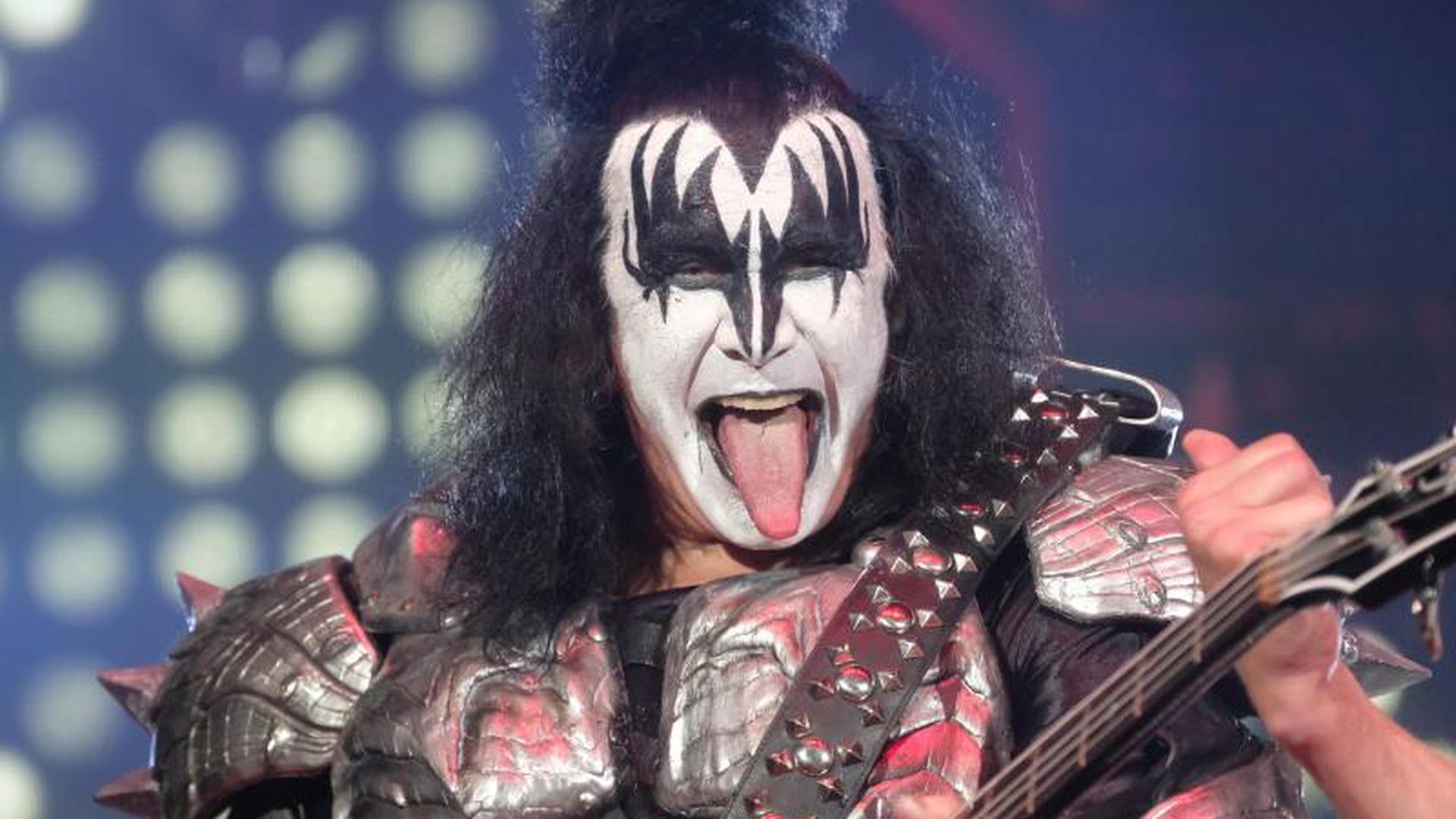 Tourauftakt der Band Kiss