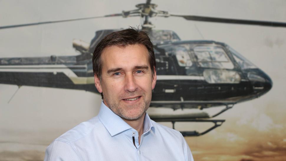 Joachim Schanz, Chef der  Spaes GmbH & Co. KG