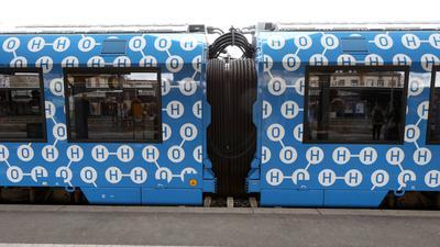 Wasserstoff-Zug