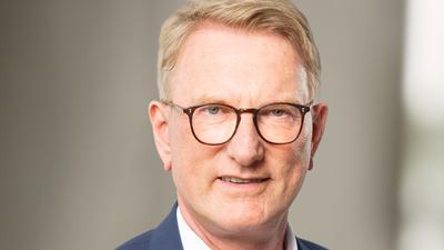 Michael Bücker, Vorstandschef der Grenke AG