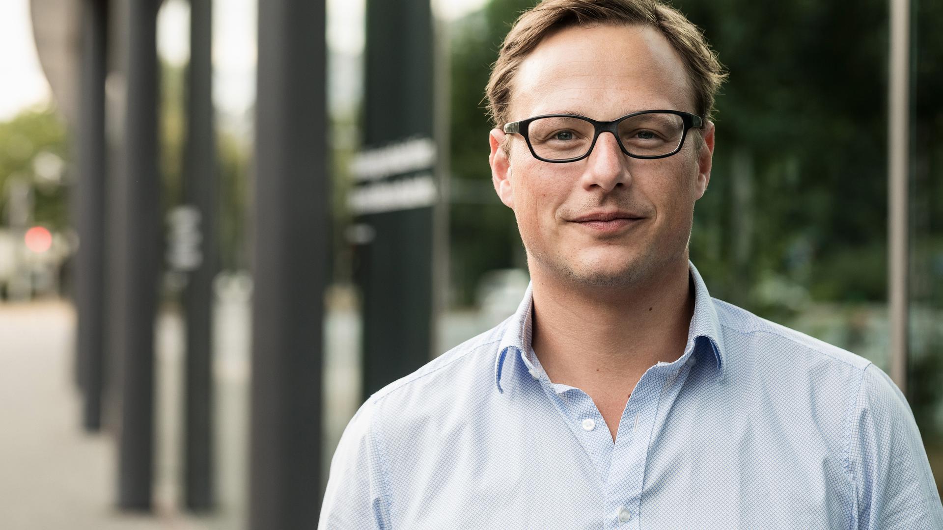 Martin Hoffmann, Forscher am ECPMF Europäisches Zentrum für Presse- und Medienfreiheit(, Leipzig),