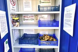 16.03.2020 Foodsharing Fair-Teiler Kasten in Eggenstein