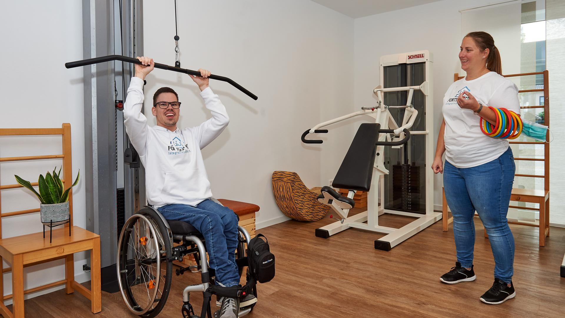 Inklusions-WG mit Petö-Förderansatz FortSchritt