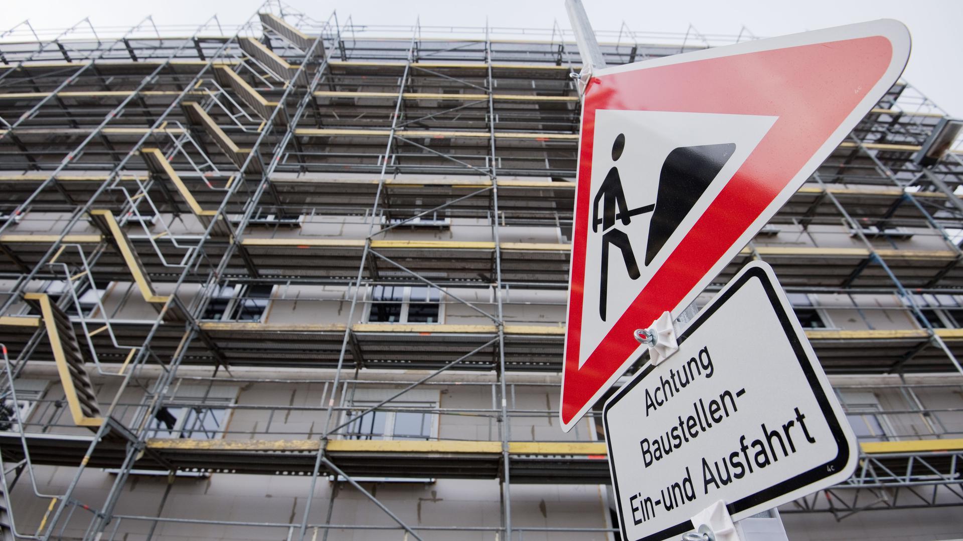 Große Nachfrage: Die Landesregierung geht von einem Bedarf von 65.000 neuen Wohnungen pro Jahr aus.