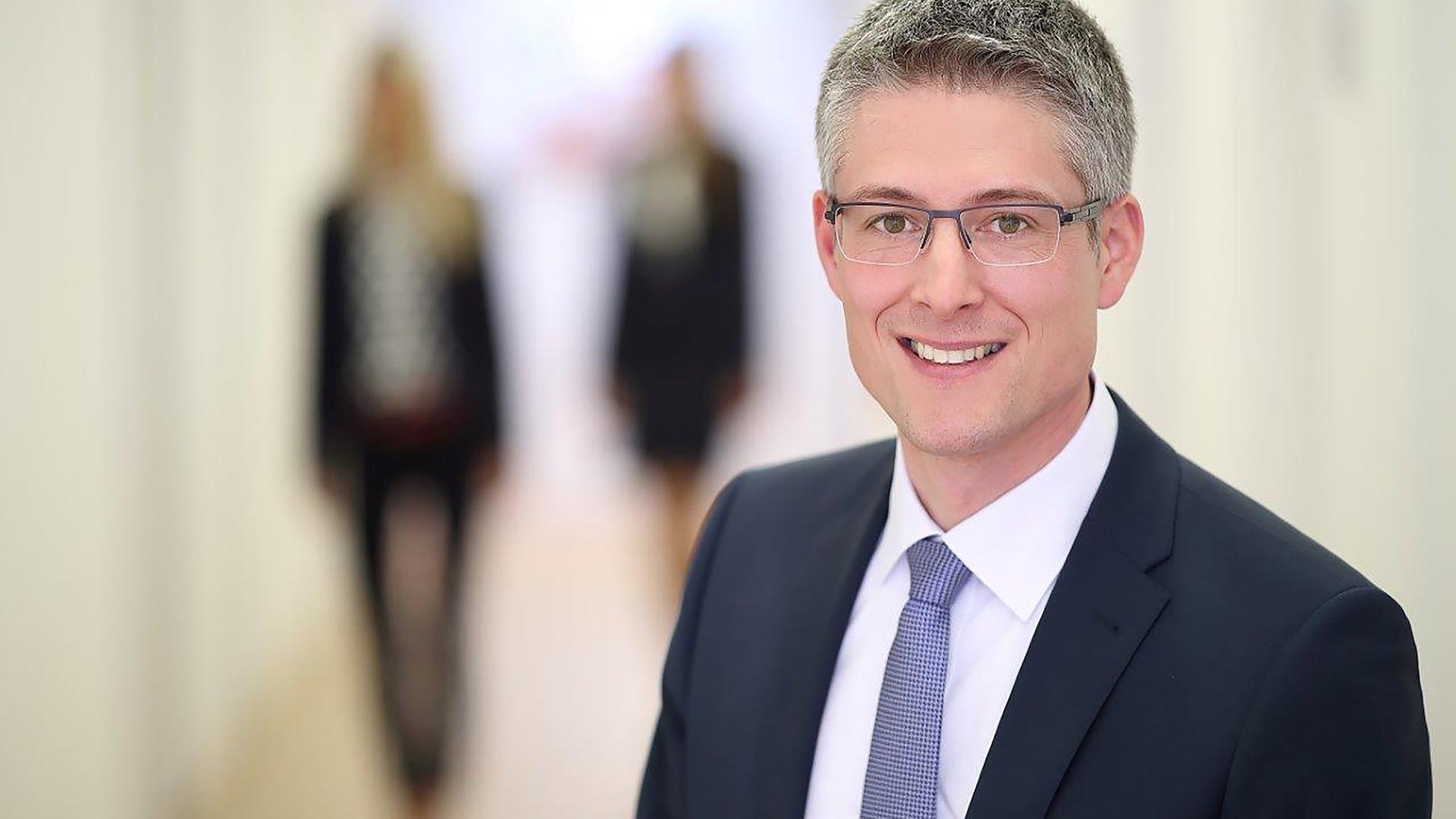 Steffen Jäger wird zum neuen Präsidenten des Gemeindetags Baden-Württemberg gewählt. (zu dpa: «Steffen Jäger wird neuer Präsident des Gemeindetags Baden-Württemberg») +++ dpa-Bildfunk +++