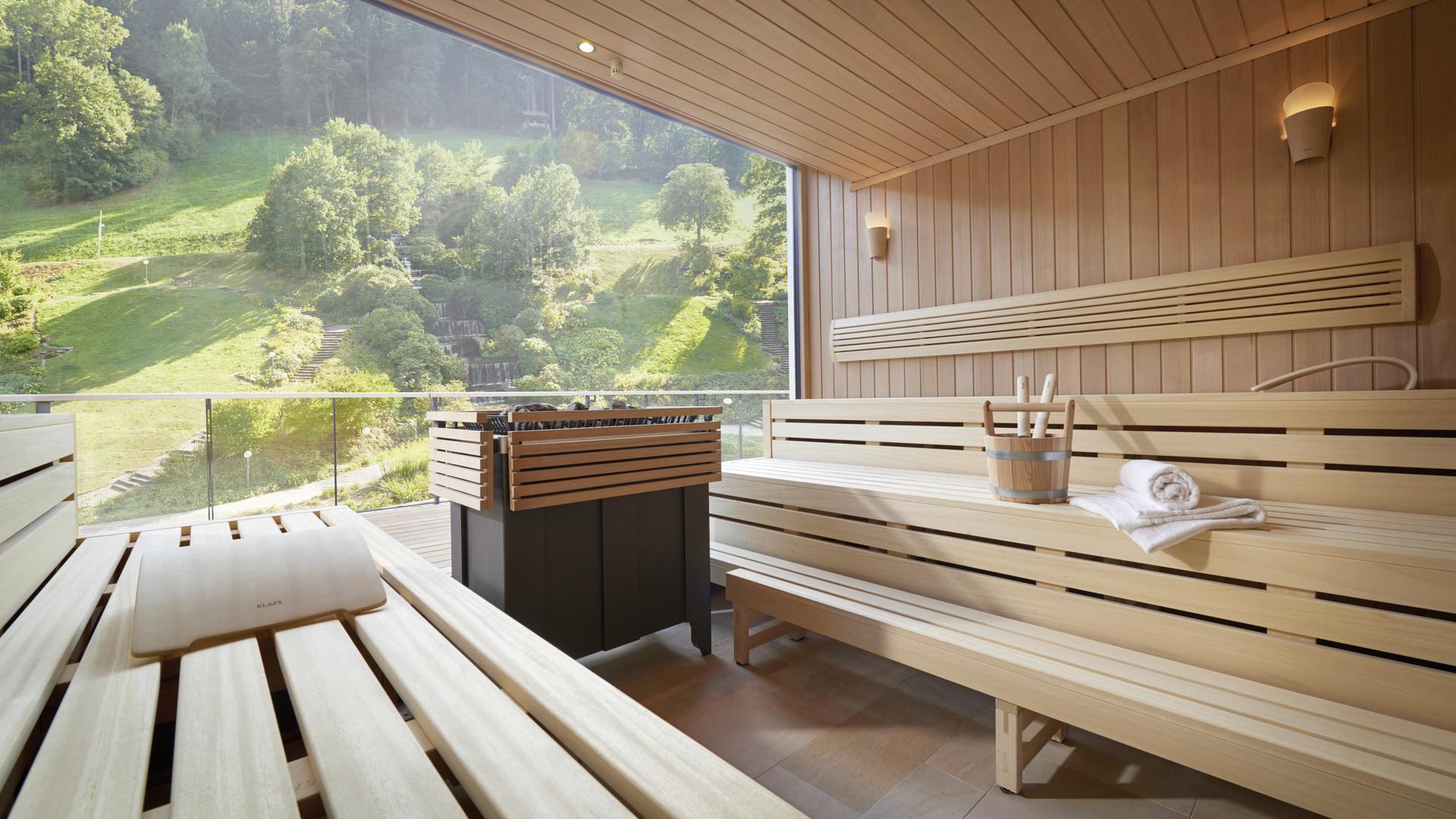 Hotel Therme Bad Teinach, Sauna SR 2017