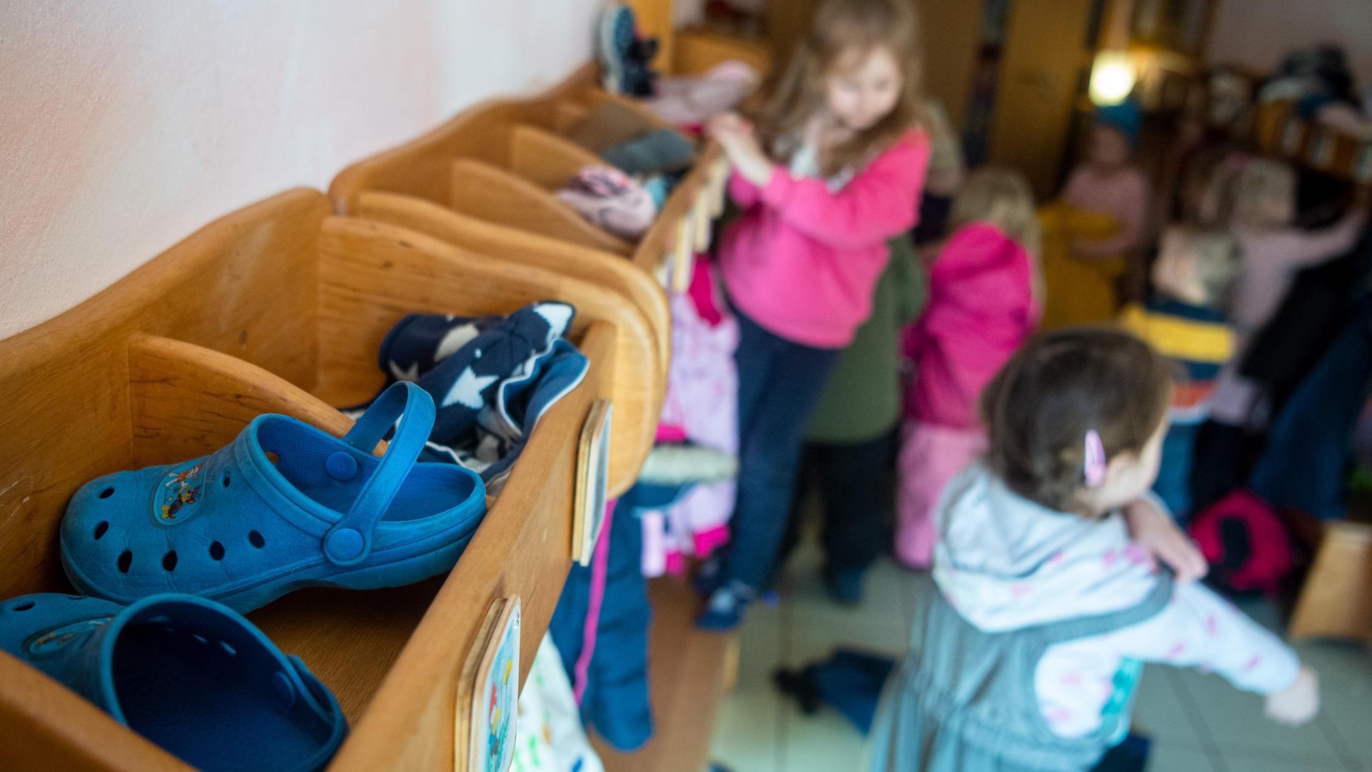 Kindertagesstätten machen die Gesundheitsämter in der Region zunehmend als Infektionsherde aus.