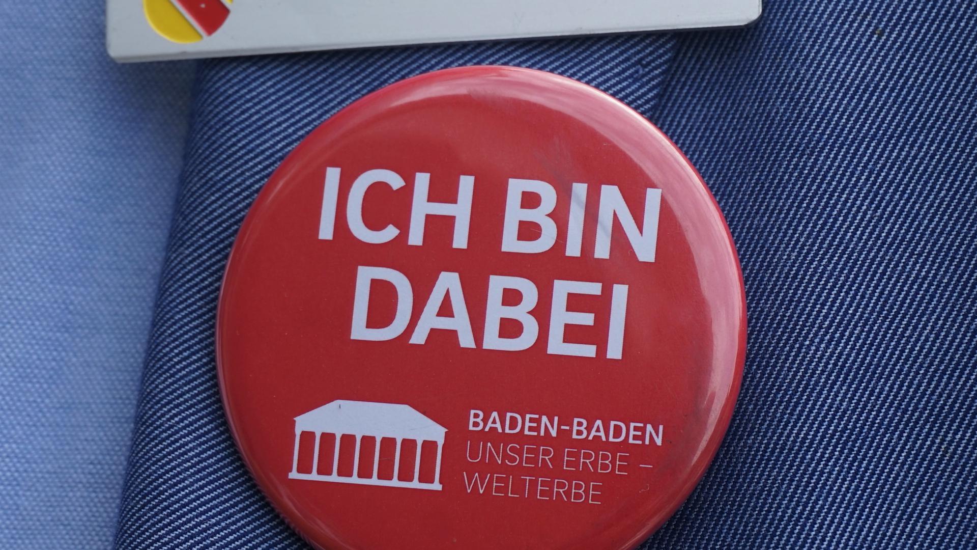 Ein langer Weg: Vor 15 Jahren entstanden die Idee und das Projekt für die Bewerbung – am 24. Juli 2021 erhielt Baden-Baden dann den offiziellen Unesco-Titel als Welterbe.