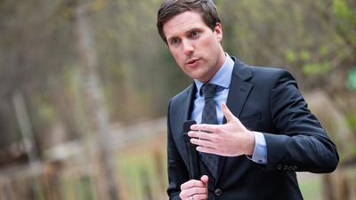 Signalisiert den Aufbruch bei der Südwest-CDU: Manuel Hagel, Generalsekretär der CDU Baden-Württemberg, will in die vordere Reihe der Landespolitik wechseln.