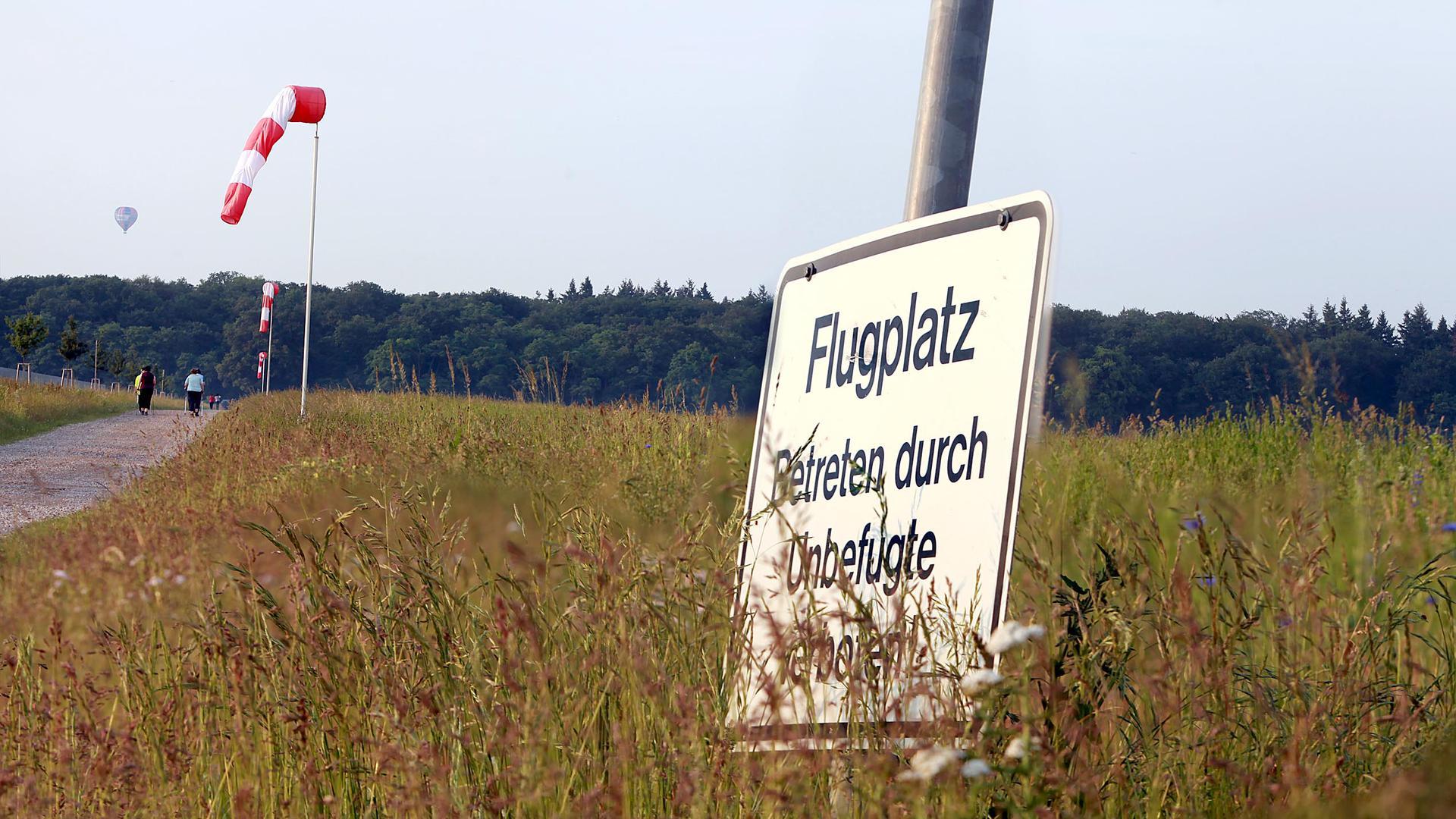 Flugplatz Rheinstetten