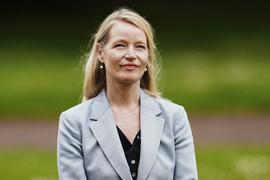Thekla Walker (Bündnis 90/Die Grünen), Umweltministerin von Baden-Württemberg, aufgenommen nach ihrer Vereidigung. +++ dpa-Bildfunk +++