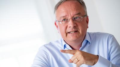 Skeptisch: Andreas Stoch, Landesvorsitzender der SPD, fordert vor einer Wahlrechtsreform Modellrechnungen zur Zusammensetzung und der Größe des Parlaments.