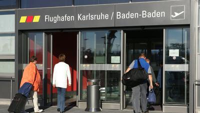 Auf dem Prüfstand: Die Stuttgarter Gemeinderatsfraktion der Grünen stellt Überlegungen an, ob die Stadt ihre Beteiligung am Baden-Airpark aufgeben soll.