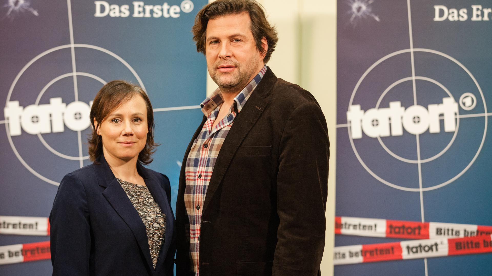Ermittlerpaar: Franziska Tobler (Eva Löbau) und Friedemann Berg (Hans-Jochen Wagner) ermittelten in der Emisau.