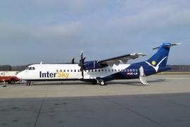 Solche Turbo-Prop-Maschinen sollen mal von Baden-Baden nach Berlin fliegen – doch im November gibt es das Angebot noch nicht.