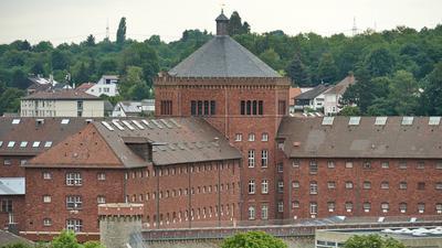 JVA Bruchsal Gefängnis Haftanstalt