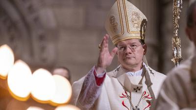 Der Freiburger Erzbischof Stephan Burger lässt den Kirchengemeinden offen, ob sie den Gottesdienst zu Ostern vor Ort oder virtuell feiern.