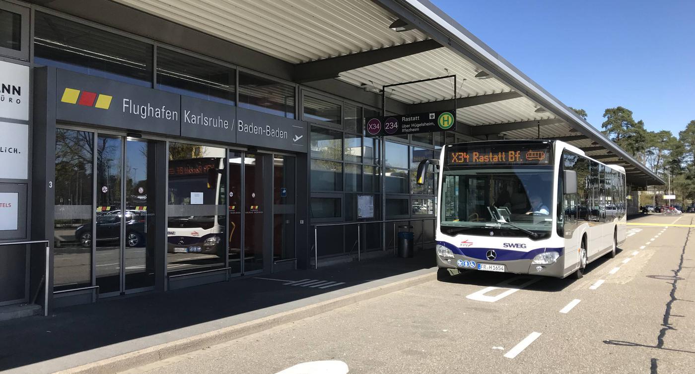 Baden-Airport Flughafen Karlsruhe -Baden-Baden FKB Regionalflughafen Baden Airport