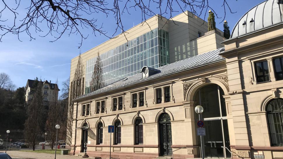Festspielhaus Baden-Baden 13.2.2019