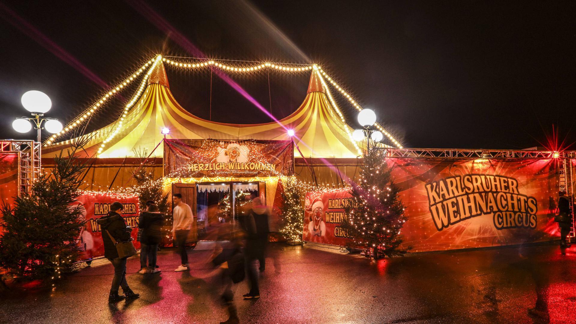 Karlsruhe Weihnachtscircus