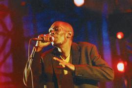 """Maxi Jazz 1998 in Karlsruhe bei """"Das Fest"""""""