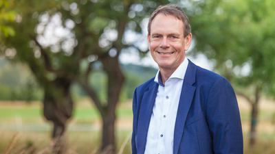 Über die fünf Prozent: Bernd Barutta möchte mit den Freien Wählern in den Landtag einziehen.