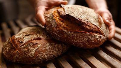 Die durchschnittliche Einkaufsmenge von Brot je Käuferhaushalt lag 2019 bei 39,9 Kilo.