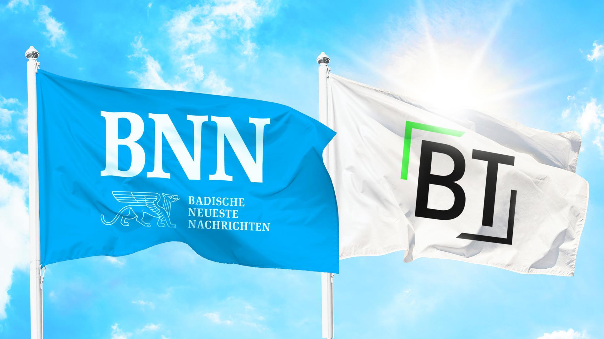 Gemeinsam in die Zukunft: Die Fusion zwischen den Karlsruher Badischen Neuesten Nachrichten (BNN) und dem Badischen Tagblatt (BT) in Baden-Baden ist perfekt.
